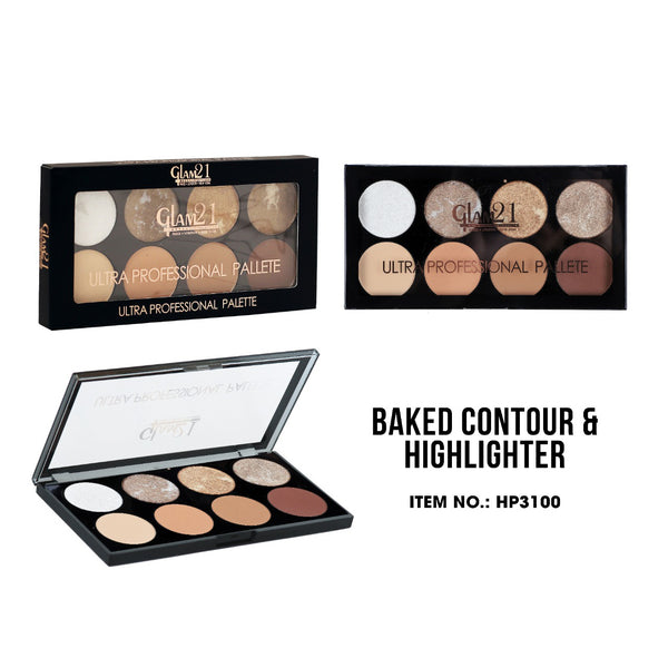 Glam21 Baked Contour & Highlighter