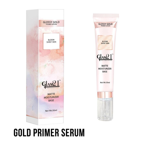 Glam21 Glossy Gold Primer Serum