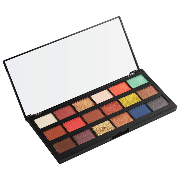 Swiss Beauty 18 Color Eyeshadow Wedding Collection