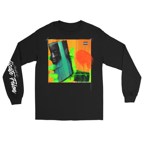 TOPF 15 Remixed Artwork Longsleeve - Tony Yayo Store