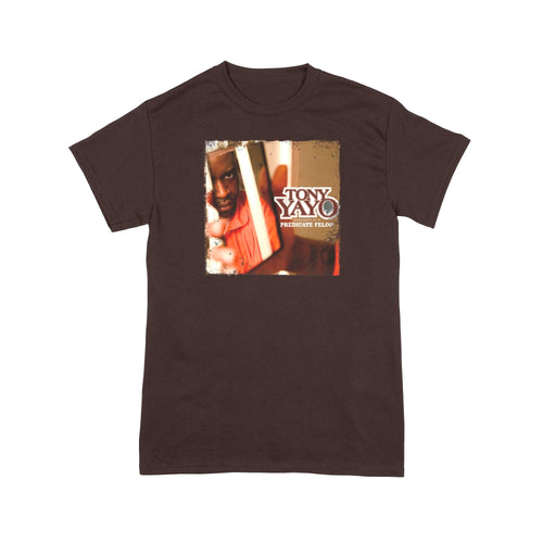 Thoughts of A Predicate Felon Shirt - Tony Yayo Store