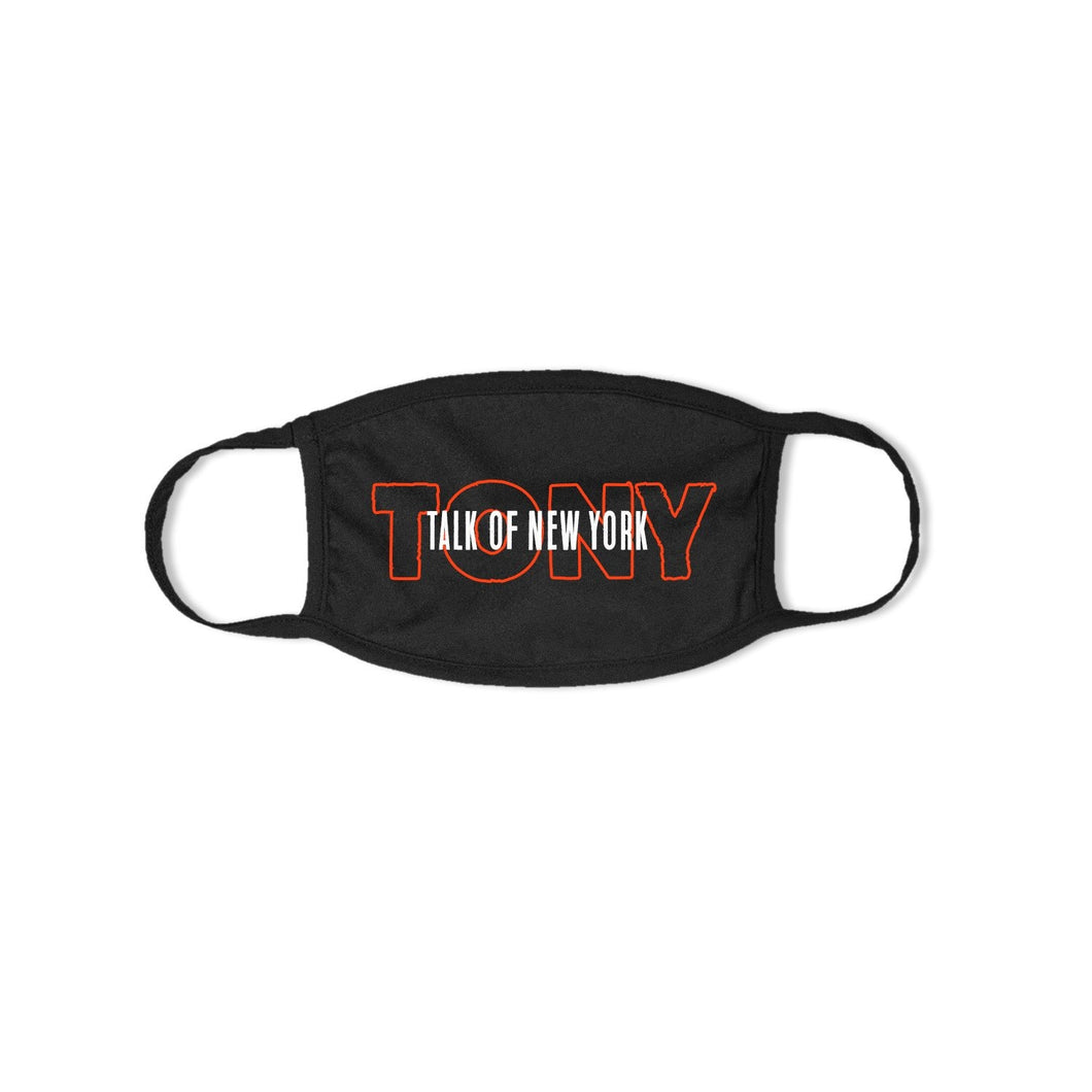 Talk Of New York Facemask - Tony Yayo Store