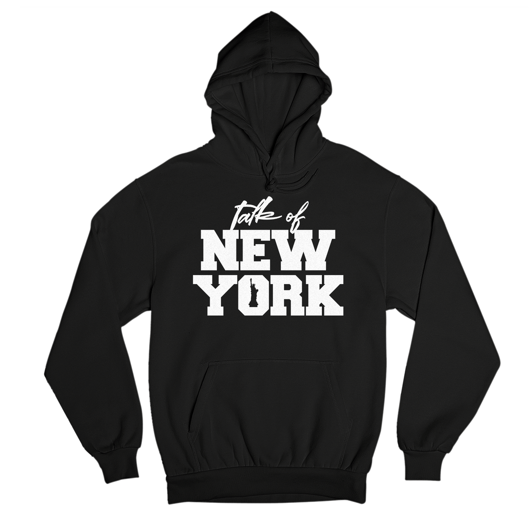 Talk Of New York Hoodie - Tony Yayo Store