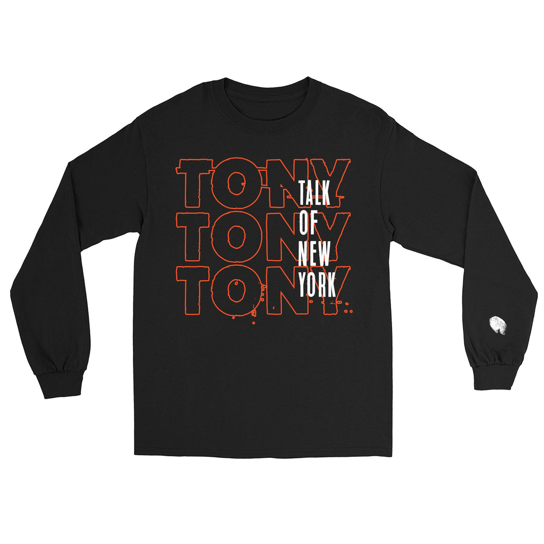Talk Of New York Longsleeve - Tony Yayo Store