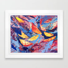 Load image into Gallery viewer, Paradise 4, Art Print, 16x20