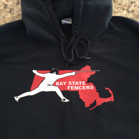 BSF Warmup Hoodie for competitions and training hall