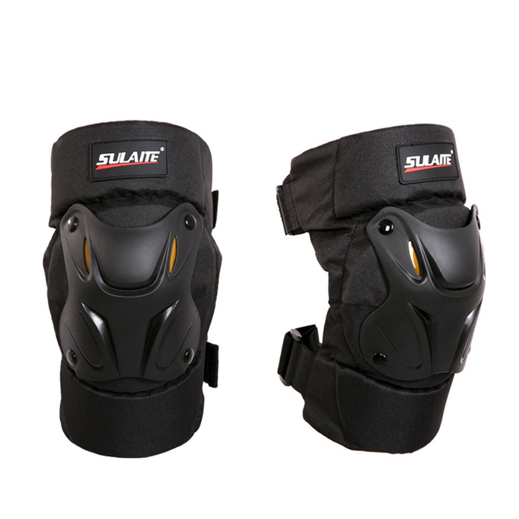 Knee pads for skating motorcycle riding equipment Fall-resistant protective gear