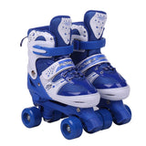 Children Inline Skates 2 In 1 Cute Best Adjustable Roller Skates