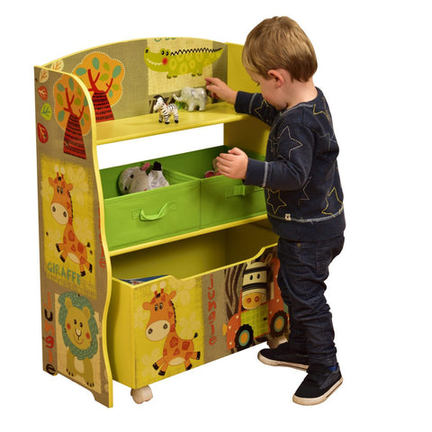 Look for a kid's toys shop that will be selling a wide range of different kinds of quality toys