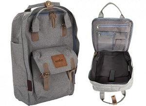 Commuter bag with laptop compartment 22 L