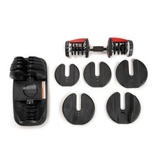 Load image into Gallery viewer, Reptoro 40kg Adjustable Dumbbell