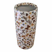 Lade das Bild in den Galerie-Viewer, Umbrella stand ceramic butterfly design