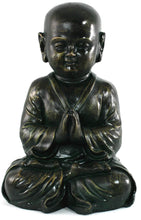 Load image into Gallery viewer, Get Stone effect child Buddha statue