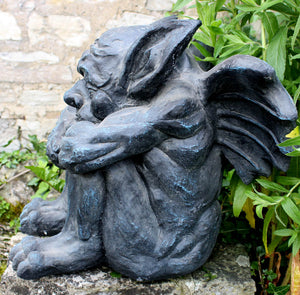 large stone gargoyles for sale