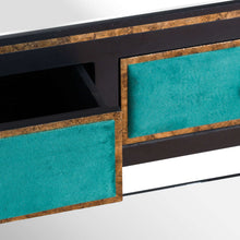 Load image into Gallery viewer, The Gatsby Collection Two Drawer Console Table