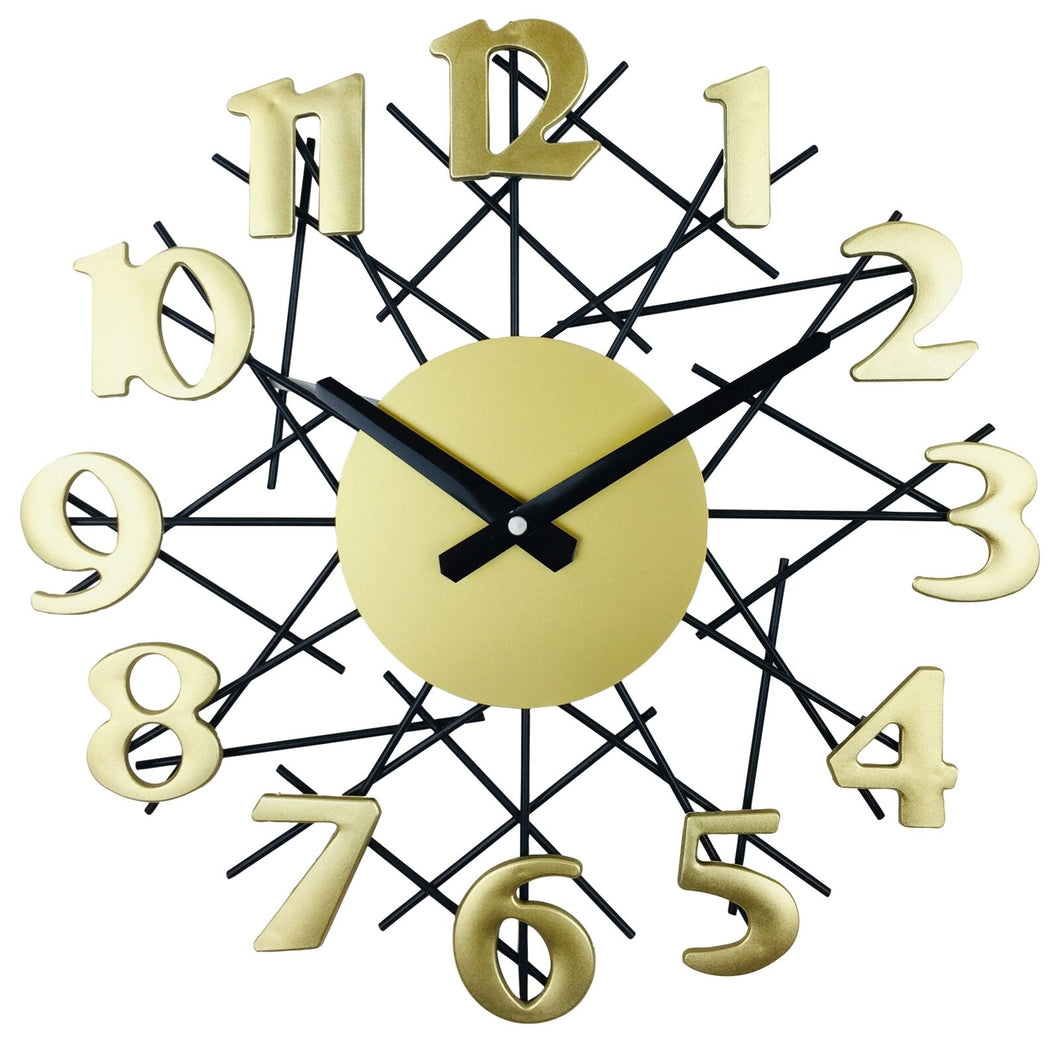 geometry-design-wall-clock