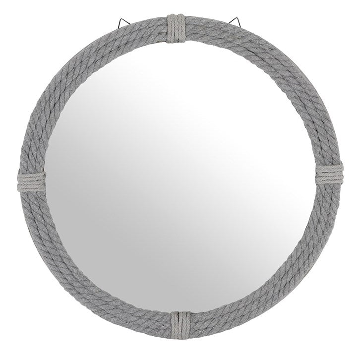 Round Rope Mirror In UK