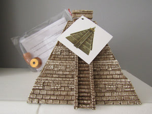 Aztec Pyramid Backflow Incense