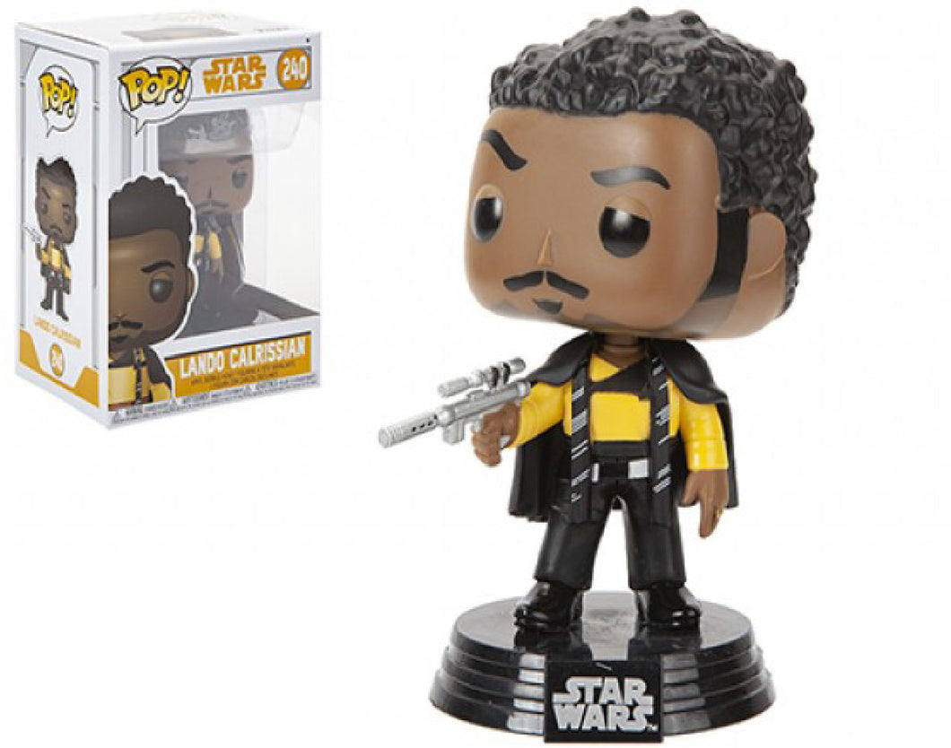 Funko pop! 240 Star Wars Lando Calrissian