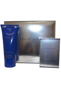 Oscar Por Lui by Oscar de la Renta Men Gift Set