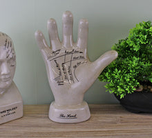 Load image into Gallery viewer, ceramic-palmistry-hand