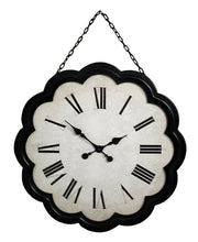Load image into Gallery viewer, Large Clock with Hanging Chain