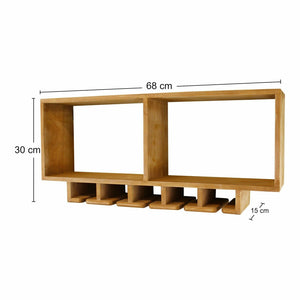 Buy Wood Kitchen Shelves Online