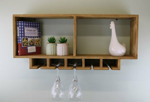 Buy Wooden Kitchen Shelving Units