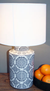 Buy Black Mandala lamp