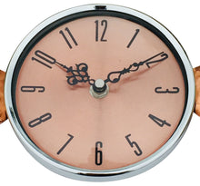 Lade das Bild in den Galerie-Viewer, Buy Copper winged wall clock