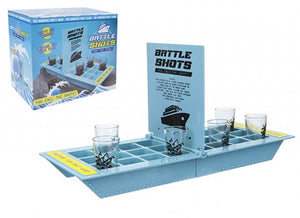 Battle Shot Drinking Game