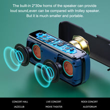 Load image into Gallery viewer, Xdobo X8 portable bluetooth speaker 60W
