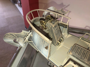 Jabba's skiff vehicle vintage - Fairgift Collection