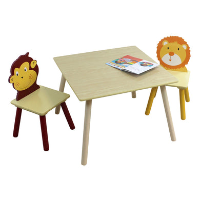 jungle-square-table-and-2-chairs-set