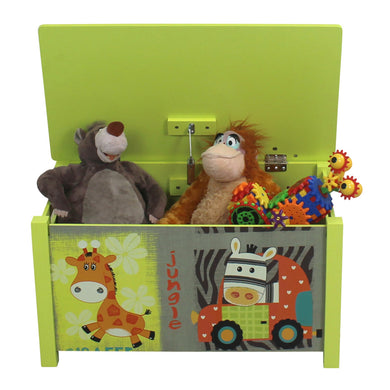 Safari big Toy Box for Kids
