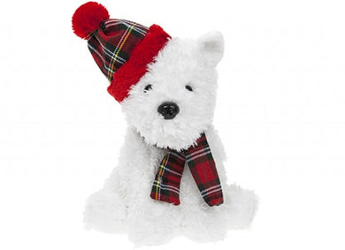 buy toy with tartan hat and scarf in US