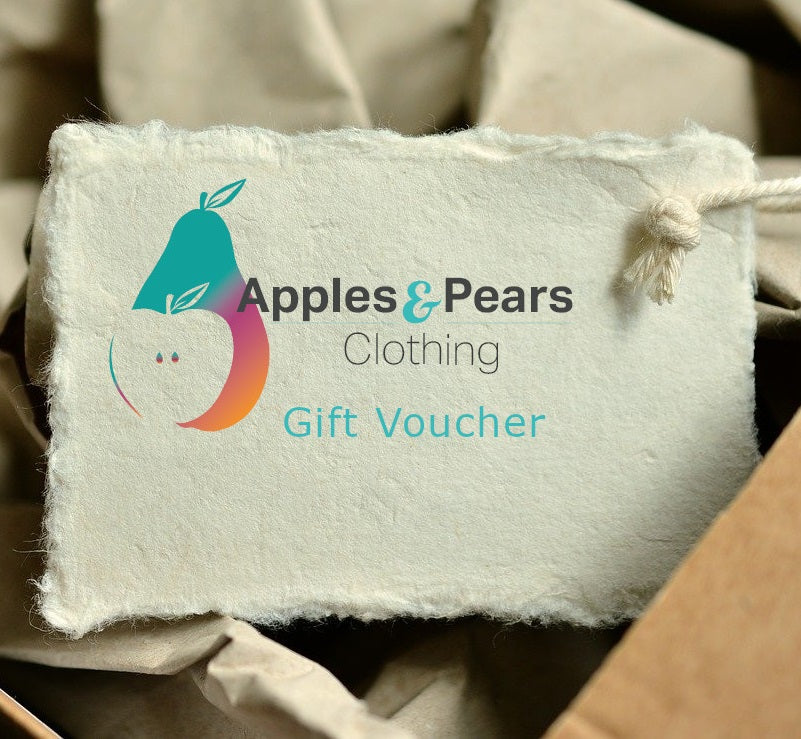 Gift Card for Apples & Pears Clothing