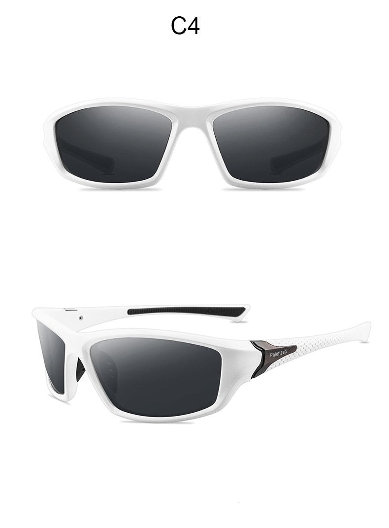 Men's Driving And Fishing Polarized Sunglasses
