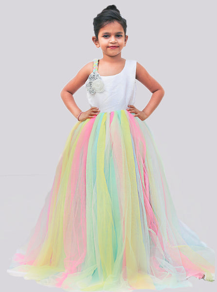 Unicorn Fairy Gown