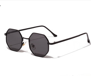 Lux Poly Frame Sunglasses UV400