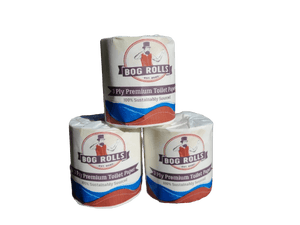 Strong & Tear-Resistant Toilet Paper Rolls