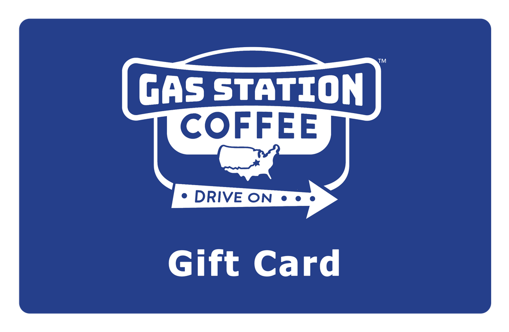 Gas Station Coffee Gift card