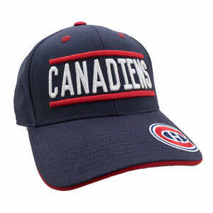 Montreal Canadiens Structured Hat