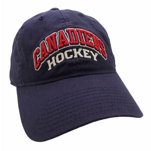 Montreal Canadiens Structured Adj. Hat