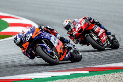 Outstanding Home MotoGP™ Weekend For KTM at the Red Bull Ring