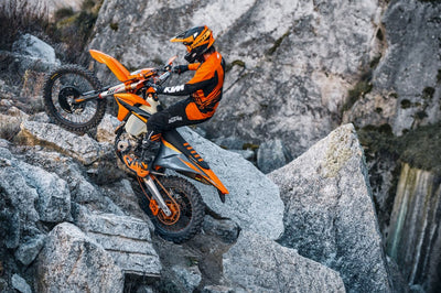 KTM's 2021 EXC Range Reaches New Heights of Enduro Performance