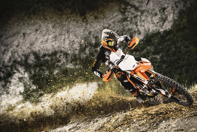 Out Now: The 2021 KTM SX Range Reaches New Levels of Technology and Performance