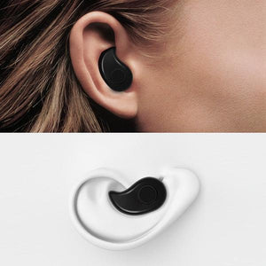 S530 Mini Wireless Bluetooth Earphone In-Ear Earbud - Gadget Blu