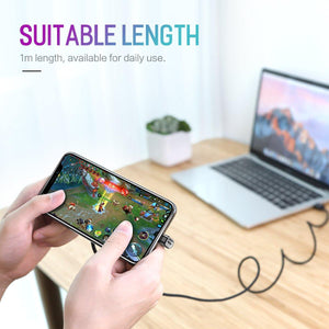 U-Shaped Gaming Cable - Gadget Blu