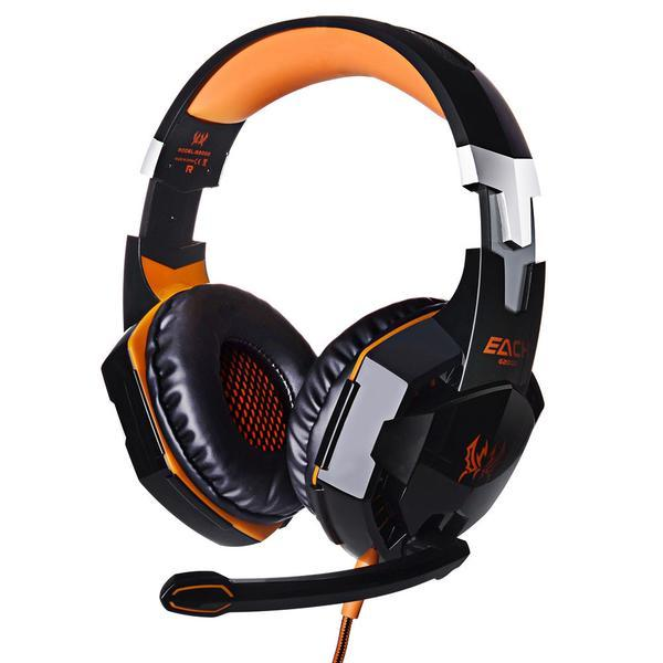 Over-ear Gaming Headset - Gadget Blu